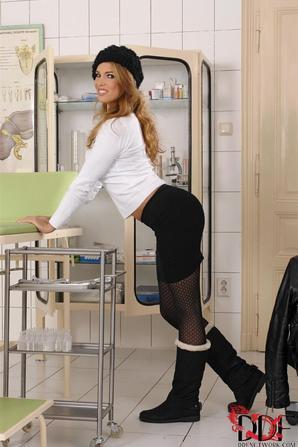 Sexy Eva Parcker