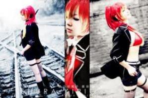 Cosplays: Rin, Shura, Shiemi, Amaimon et Méphisto. *0*