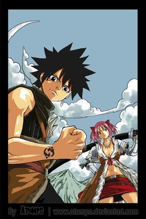 "Fiche Manga #2  ""Monster Hunter Orage"""