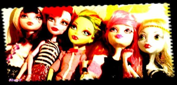 Nouvelle séance: #Monster High#