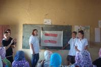Début de Notre Action sur l'HTA : L'épreuve Test de ZAOUIT