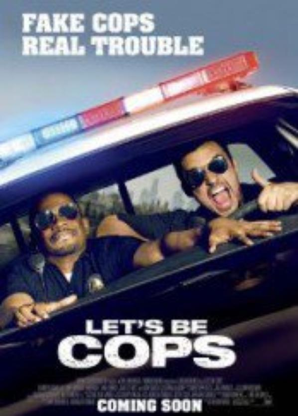 ** lets be cops **