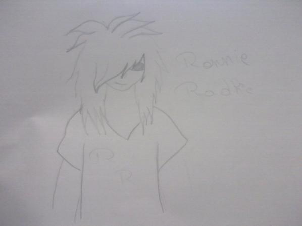 Dessins Ronnie Radke