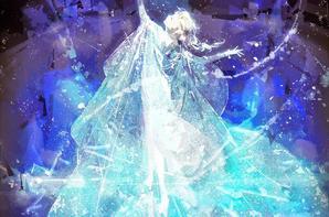 La Reine des Neiges (Elsa)