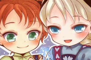 Anna&Elsa