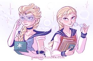 Elsa et...