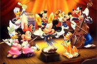 Chez Mickey!