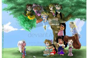 petite princesses