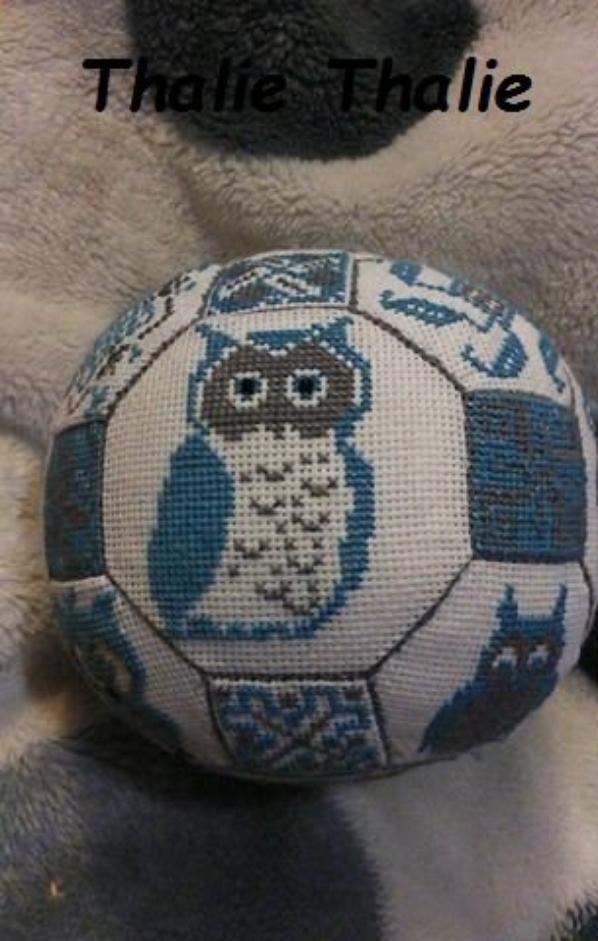Mon 1er Quarker Ball