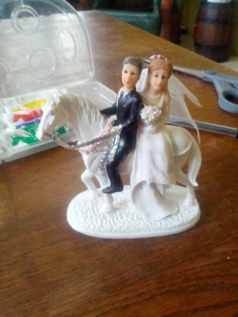 sujet gateau de mariage