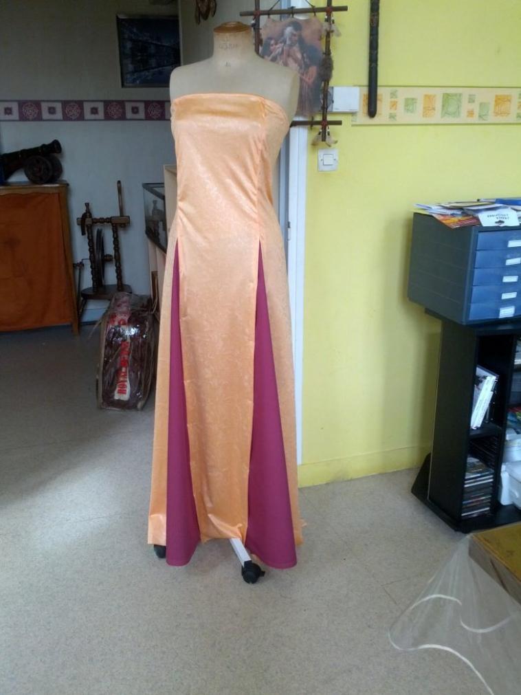 robe medievale