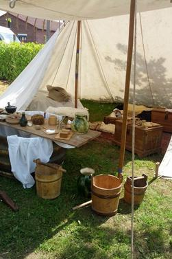 festival medieval de montigny