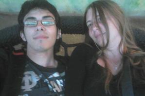 mon fils jean francois et sa copine estelle