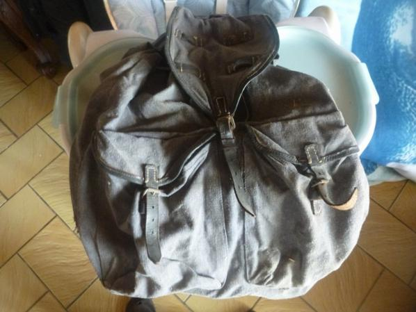 sac a dos lourd LW
