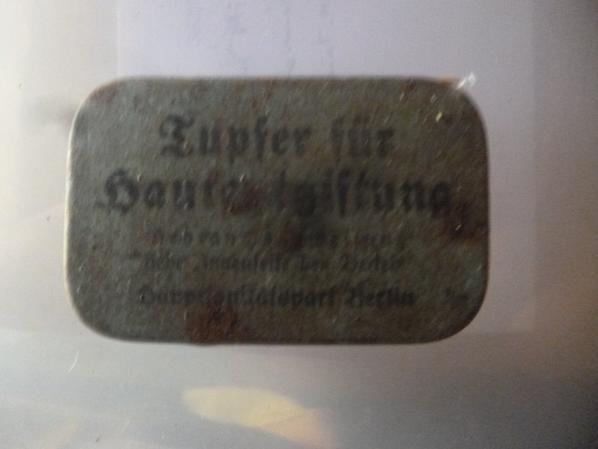 petit boite pour ampoules allemande n 2