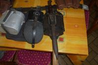 equipement de mon sergent de la flak lw