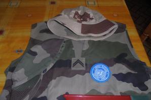 souvenir du sergent mickael B...... de la coloniale