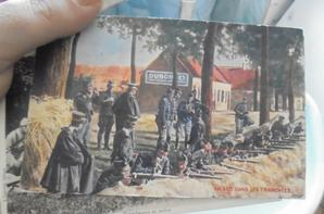 carte postale recu ce matin