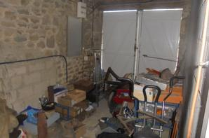 MON GARAGE OU SERA ENTREPOSER MA COLLECTION