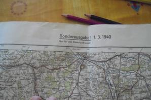 carte d etat major allemande de bourges