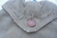 veste a identifié