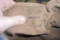 sac de cavalerie regimenté