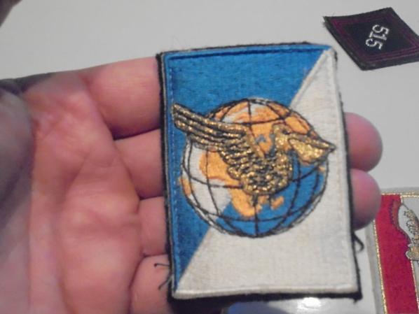 insignes de brigade logistique