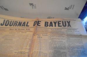 journal de bayeux de 1941
