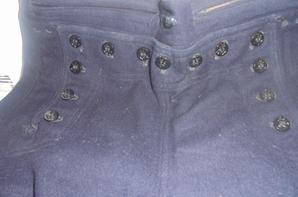 tenue du marin HALL de l US NAVY part 2