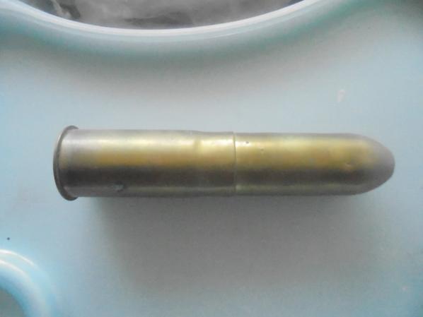 obus de 37 mm modele 1885 a boite a mitraille francais