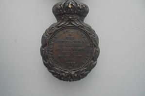 medaille sainte helene