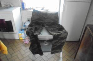 pantalon TTA camoufler modele 47