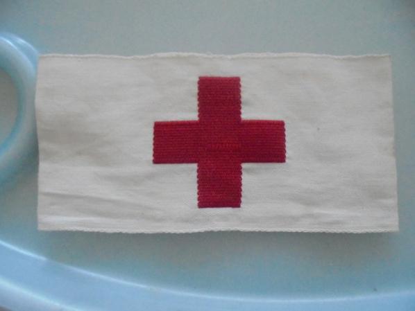 Brassard infirmier allemand