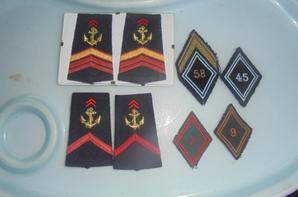 insignes francais
