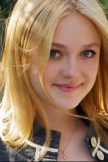 Photographies de l'actrice Dakota Fanning