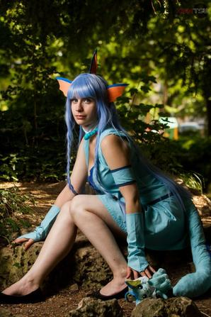 Cosplay pokémon pour Moonlight-63