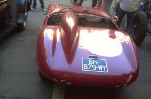 c'est un Osca italienne des années 1950 qui a surement participé a des courses de côte