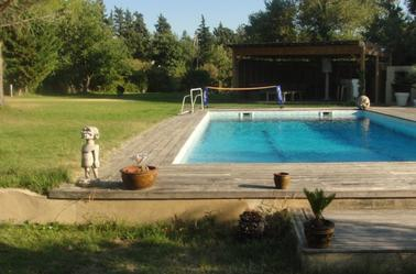 Piscine/ The swimming-pool
