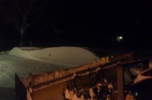 Ouvrir ma cour ce matin a 3:30 am grrr