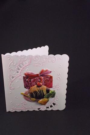 Cartes Gâteaux