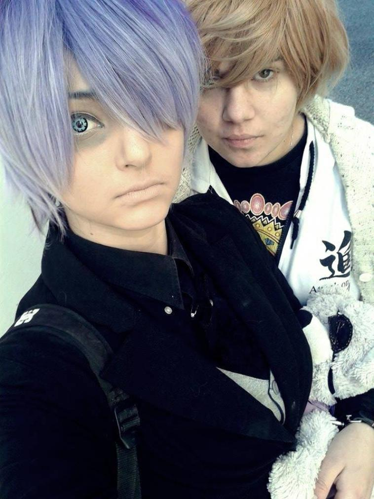 Diabolik lovers Shu et Kanato
