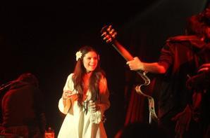 Selena au concert de l'UNICEF
