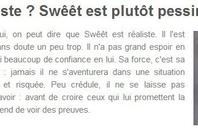 Mes tests !