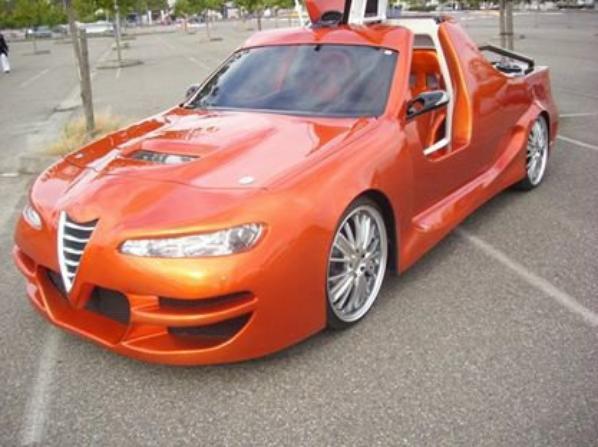show car