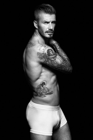 H&M : La marque dévoile de nouvelles photos sexy de David Beckham