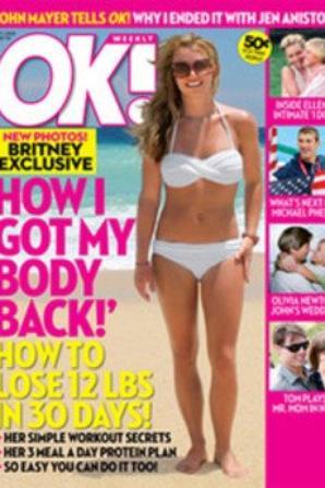 Britney Spears en bikini : la photo qu'elle a postée date de 4 ans
