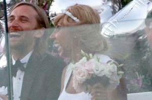 (Photos)  Cathy et David Guetta : ils renouvellent leurs v½ux pour célébrer 20 ans de mariage