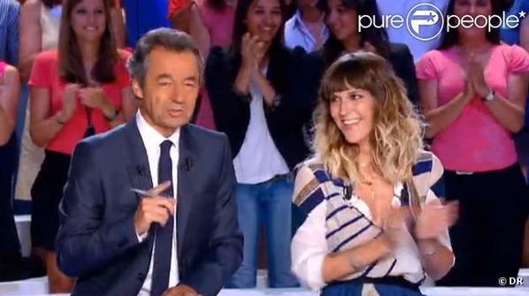 Le Grand Journal : Michel Denisot ne supporterait déjà plus Daphhné Bürki