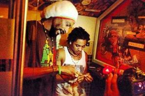 ( Photos) Snoop Dogg: Il fume de l'herbe avec son fils
