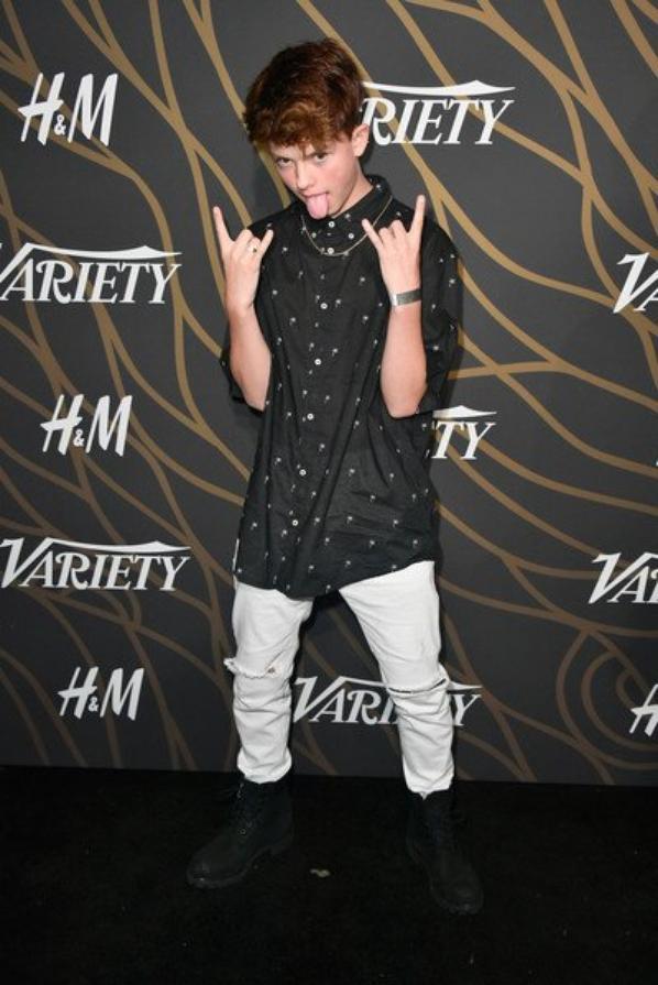 Jacob Sartorius - Variety Power Hollywood 2017